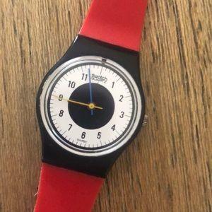 Vintage 90's Swatch Watch